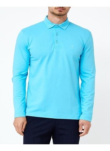 Adze Sweatshirt Mavi